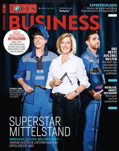 Focus Business zum Thema Top Arbeitgeber