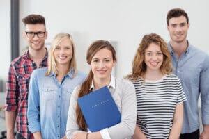 firmenkontaktmesse thb: junges team sucht verstärkung