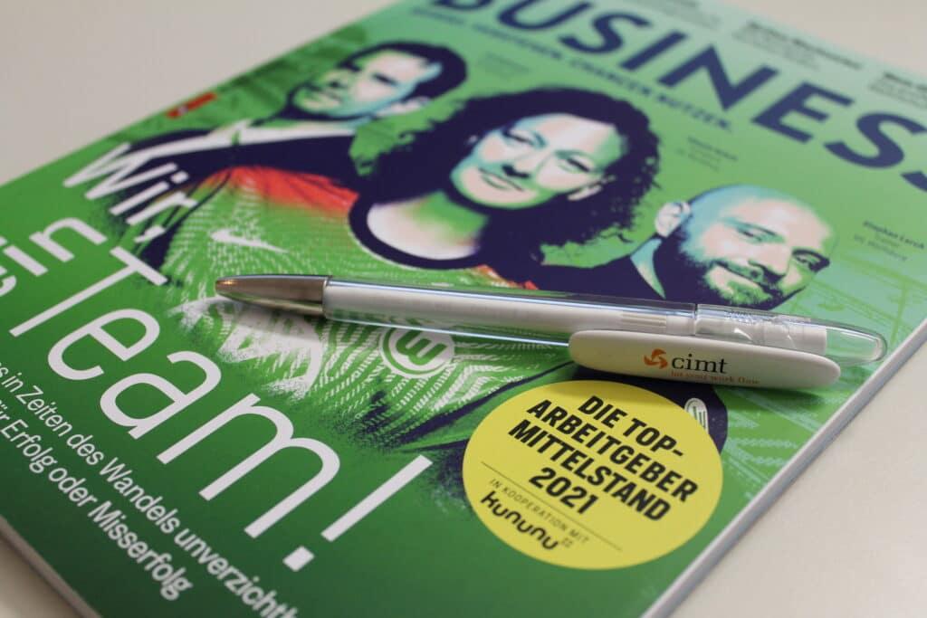 Cover Focus Business
